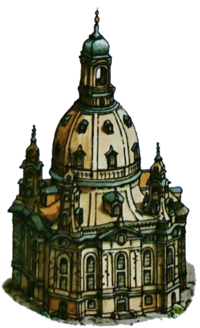 Dresden Cathedral (Saxony)